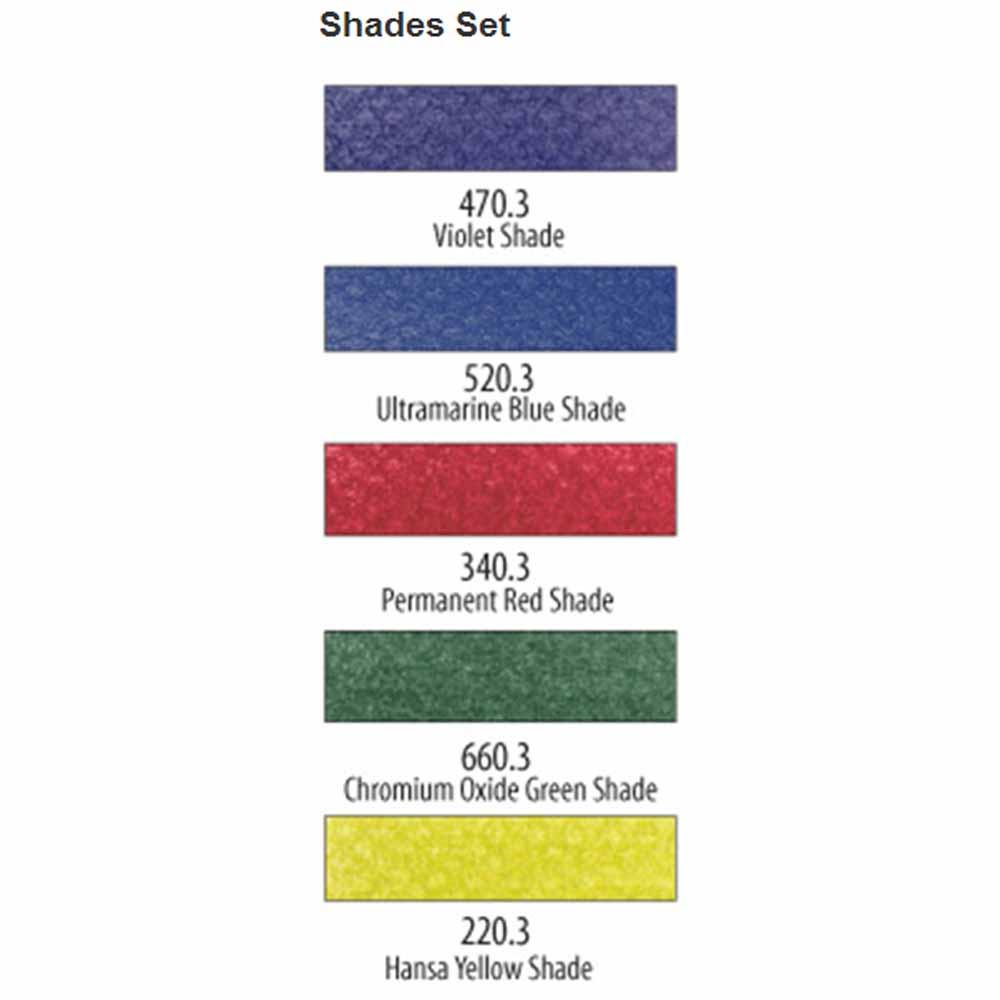 PanPastel Shades Set of 5